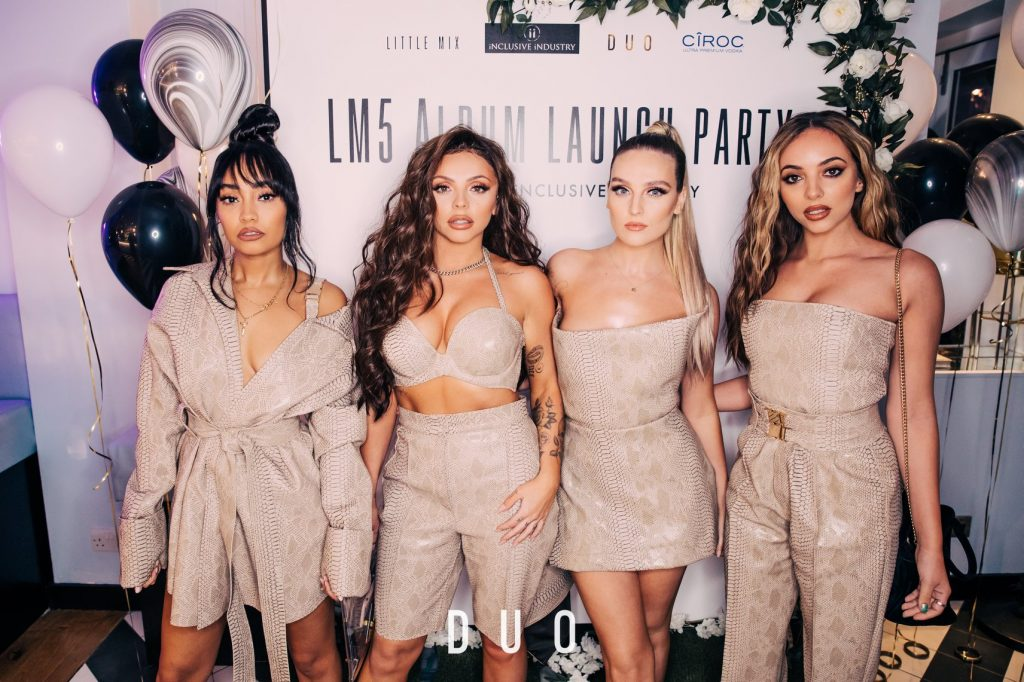 Little Mix Duo London