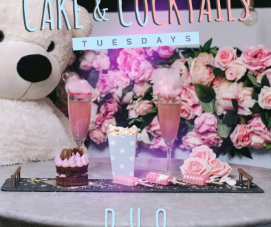 Cakes and Cocktails Tuesday