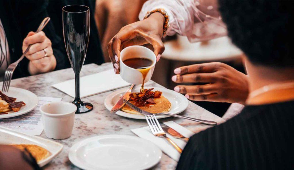 DUO london, restaurant, bookings